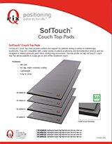 Накладки для процедурного стола SofTouch